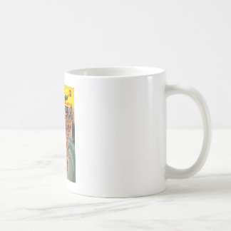 Avon Science Fiction Reader 01 (1951.Avon)_Pulp Ar Coffee Mug