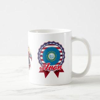 Avon, SD Mugs