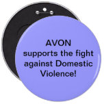 Avon supports the fight against Domestic Violence Buttons