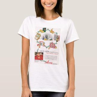 AVON T-Shirt Loretta Young 1943