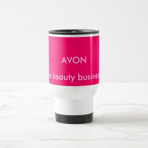 AVON, The beauty business!! Coffee Mugs