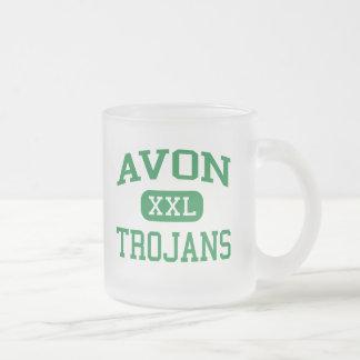 Avon - Trojans - Senior - Avon Illinois Coffee Mugs