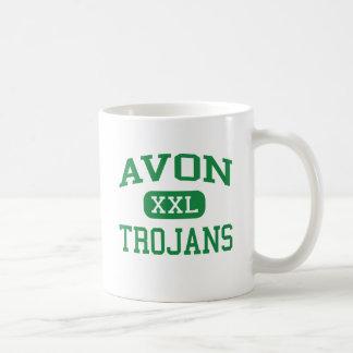 Avon - Trojans - Senior - Avon Illinois Coffee Mug