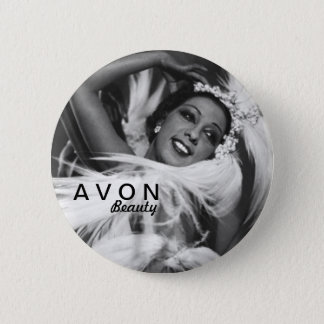 AVON vintage looking button