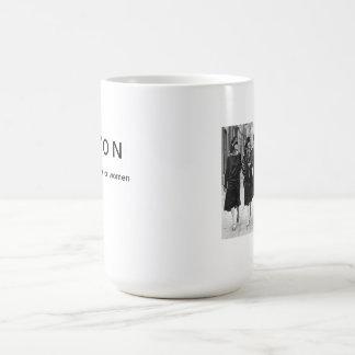 AVON vintage looking coffee mug