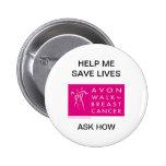avon-walk-against-breast-cancer pins