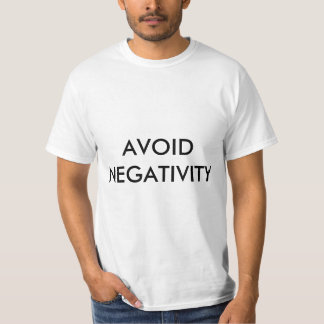 AVOUD NEGATIVITY T-SHIRT