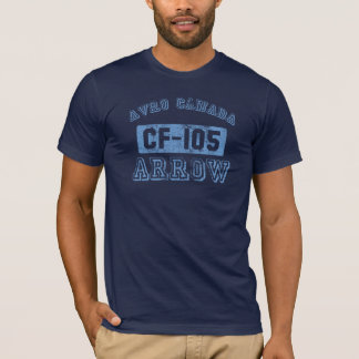 Avro Canada Arrow - BLUE T-Shirt