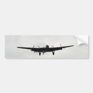 Avro Lancaster Heavy Bomber Bumper Sticker