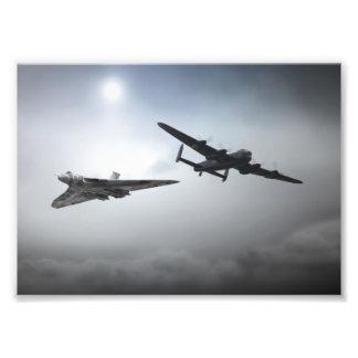 Avro Legends Photo Print