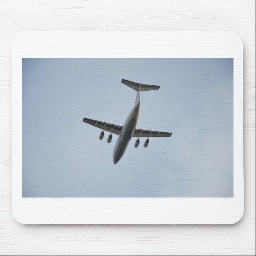 Avro RJ85 Jet In Flight Mouse Mats