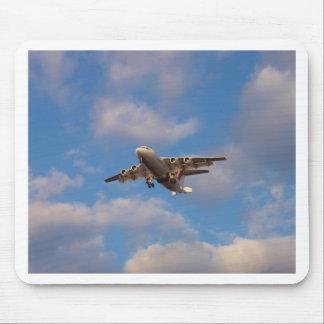 Avro RJ85 Jet Landing Mouse Pad