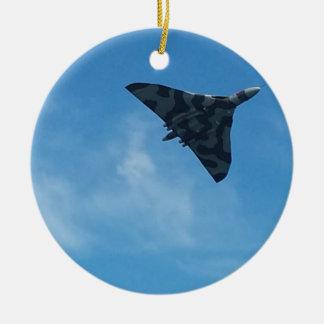 Avro Vulcan Ceramic Ornament