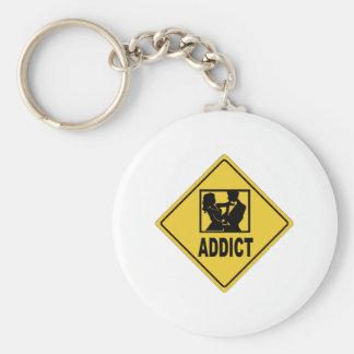AW Dancing 1 Keychain