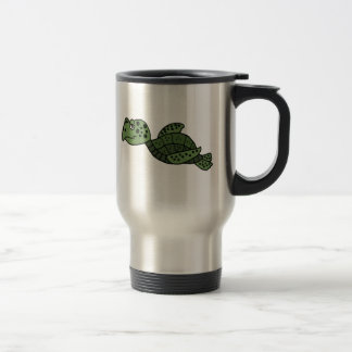 AW- Funny Sea Turtle Travel Mug