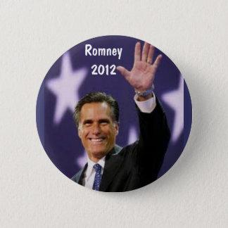 AW- Mitt Romney 2012 2 Inch Round Button