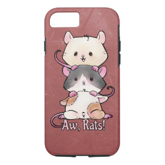 Aw, Rats! Case-Mate iPhone Case