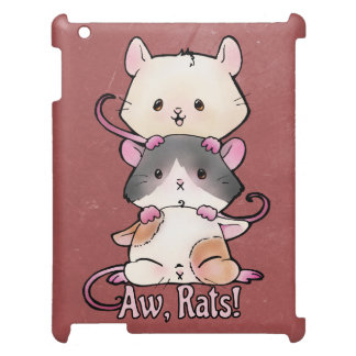 Aw, Rats! Cover For The iPad