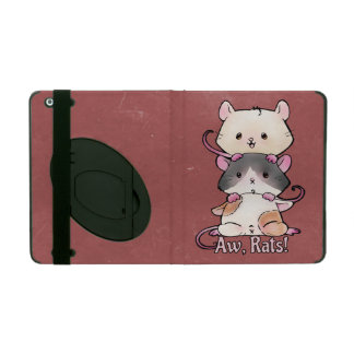 Aw, Rats! iPad Cover