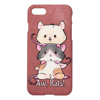 Aw, Rats! iPhone 8/7 Case
