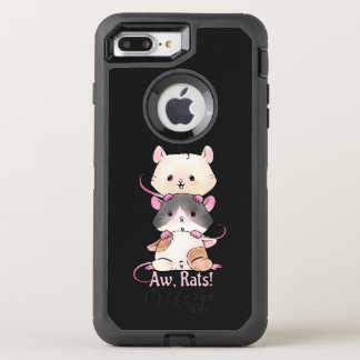 Aw, Rats! OtterBox Defender iPhone 8 Plus/7 Plus Case