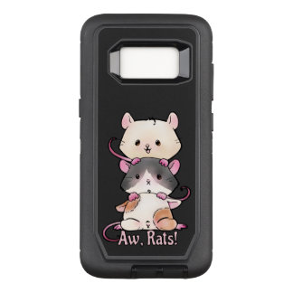 Aw, Rats! OtterBox Defender Samsung Galaxy S8 Case