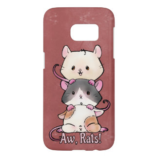 Aw, Rats! Samsung Galaxy S7 Case