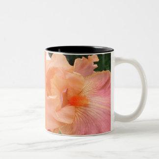 AW- Striking Iris Closeup Mug