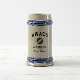 AWACS Alumni Beer Stein