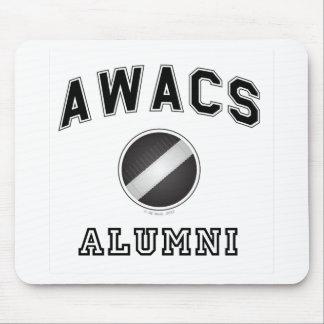 AWACS Alumni Mouse Pad