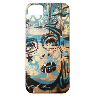 """Awake"" iPhone 5 case by Trisha Lurie"
