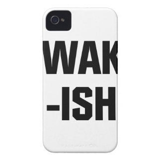 Awake-ish iPhone 4 Cover