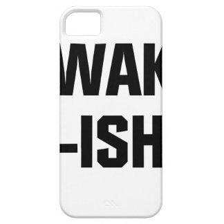Awake-ish iPhone 5 Cases