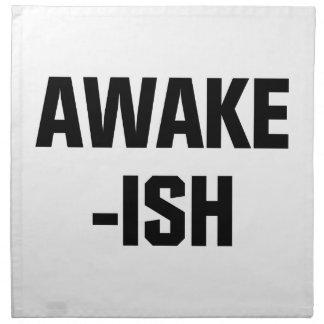 Awake-ish Napkin