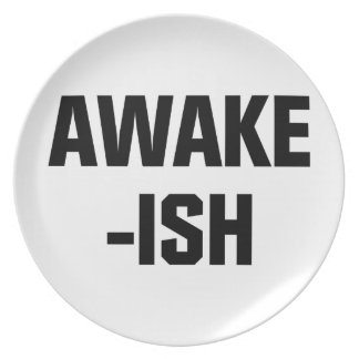 Awake-ish Plate