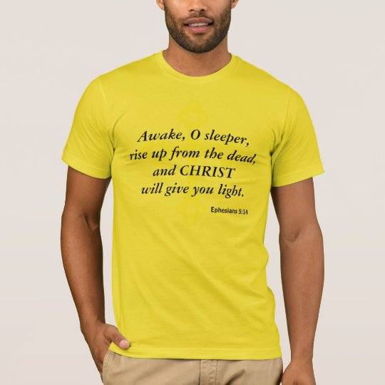 Awake O' Sleeper T-Shirt