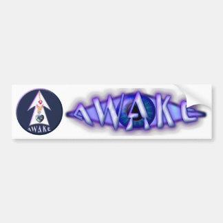 AWAKE Stickers 5 transparent (for Car etc.)