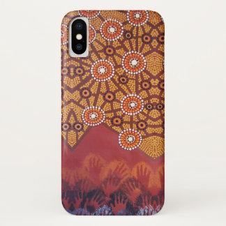 Awakening Aboriginal Art Phone Case