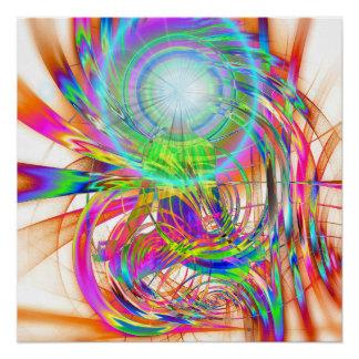 Awakening Light (psy) Poster