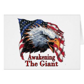 Awakening The Giant Card