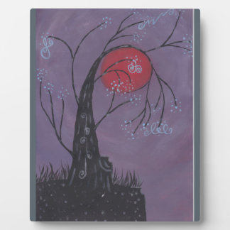 Awakening Tree Plaque
