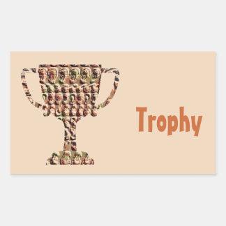 AWARD : Vintage Engraved Gold