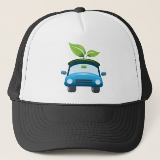 Award Winner Go Green Car Hat
