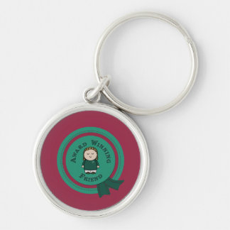Award Winning Friend Keychain