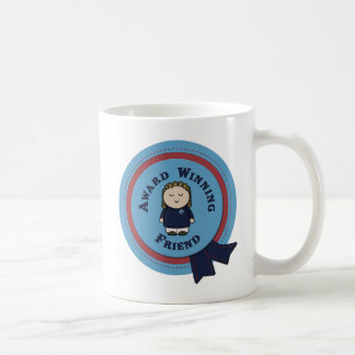Award Winning Friend Mug