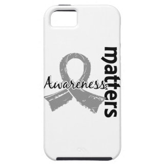 Awareness Matters 7 Brain Cancer iPhone 5 Cover