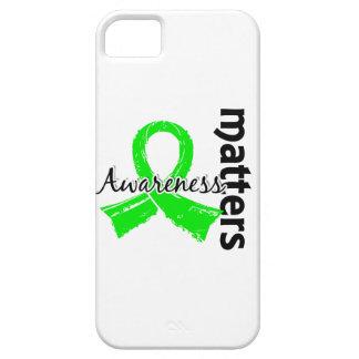 Awareness Matters 7 Lymphoma iPhone 5 Cases