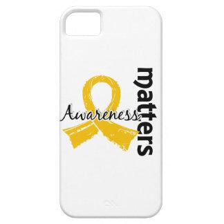 Awareness Matters 7 Neuroblastoma iPhone 5 Covers