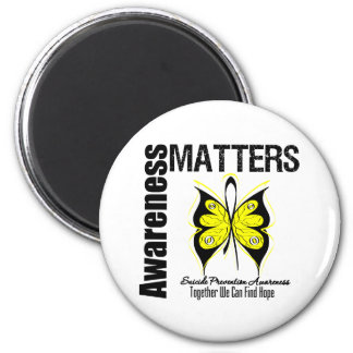 Awareness Matters Suicide Prevention Fridge Magnets