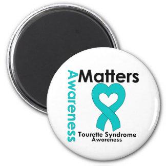 Awareness Matters Tourette Syndrome Magnet